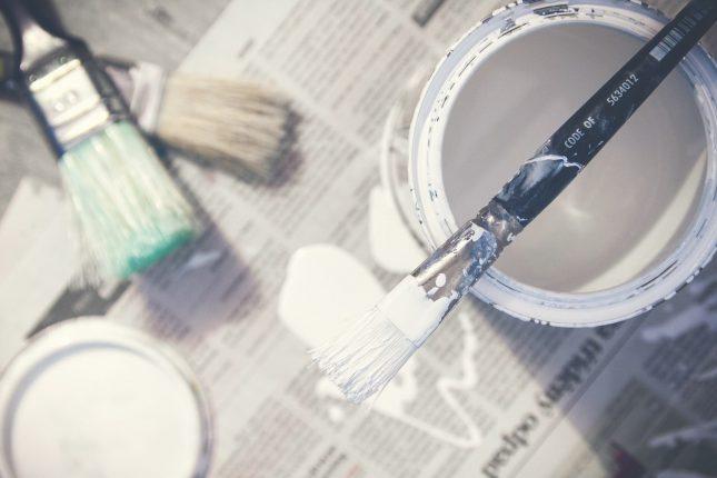 Kiezen voor een goede schilder