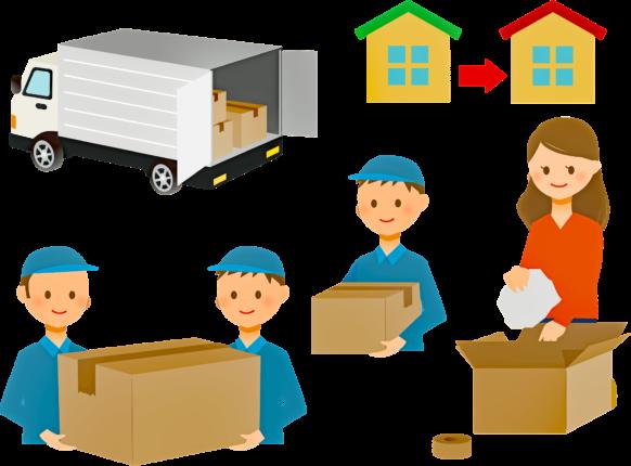 tips om te verhuizen