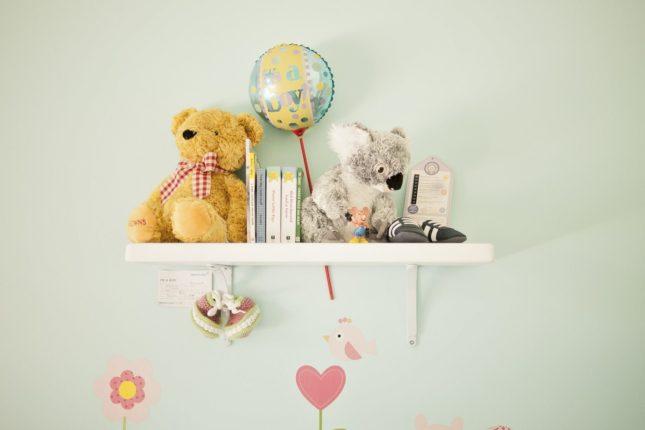 Tips om je kinderkamer in te richten