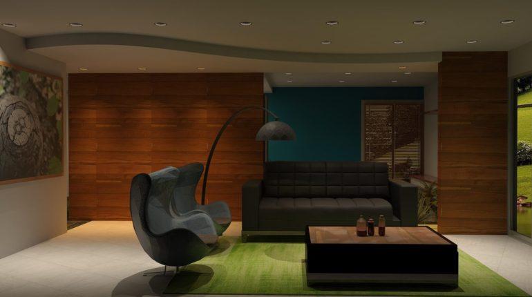 donkere kleuren in huis