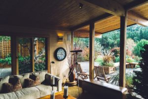 Diverse opties klok in huis