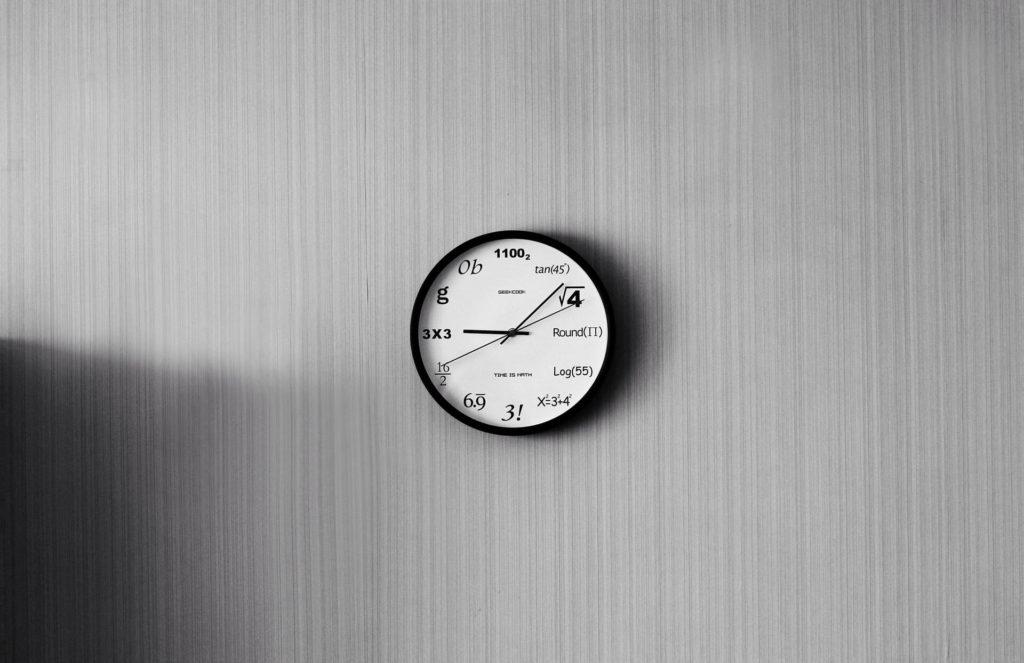 Een klok in je huis doet veel