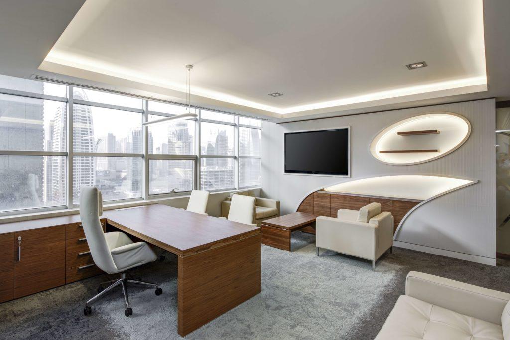 mat voor bureaustoel